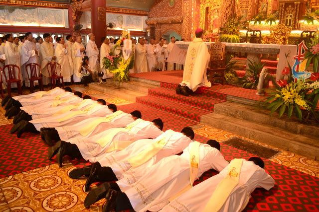 Thánh lễ Truyền chức linh mục giáo phận Phát Diệm 2017 - Ảnh minh hoạ 11