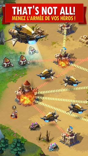 Code Triche Magic Rush: Heroes APK MOD screenshots 4