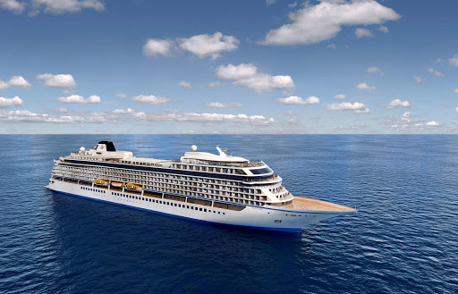 Viking's first ocean ship, the 930-passenger Viking Star, features itineraries in Europe and around the world.