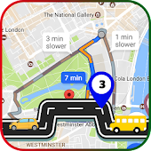 GPS Route Finder & Planner