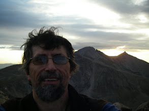 Photo: On Mount Alice and happy at 13,310' above sea level.