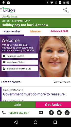 UNISON App app (apk) free download for Android/PC/Windows screenshot