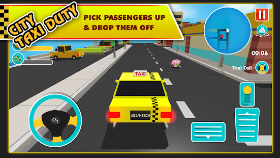 City Taxi Duty- screenshot thumbnail