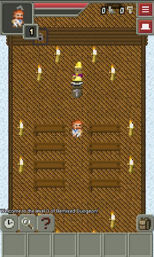 Remixed Dungeon: Pixel Art Roguelike apkdebit screenshots 6