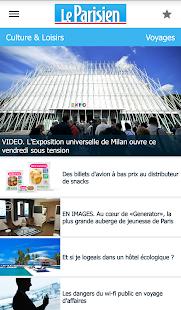 Le Parisien - Info France- screenshot thumbnail