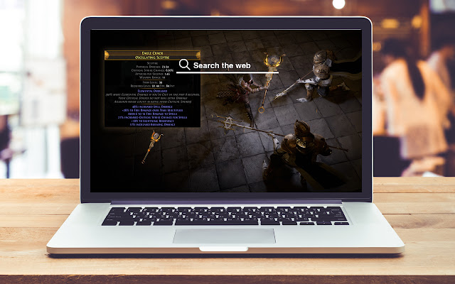 Path of Exile Heist HD Wallpapers Game Theme