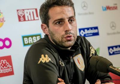 """Ferrera : """"Ça ne sert à rien de pleurer le départ de Santini"""""""