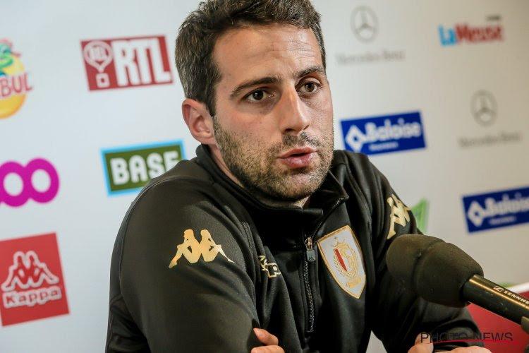 """Yannick Ferrera : """"On verra où on en est contre Zulte"""""""