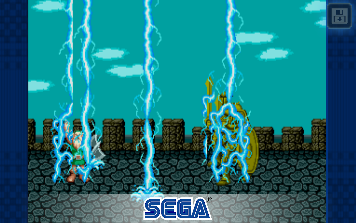Golden Axe Classic- screenshot