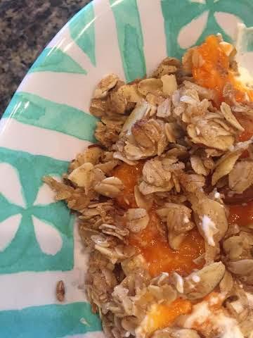 Hawaiian Chewy Granola