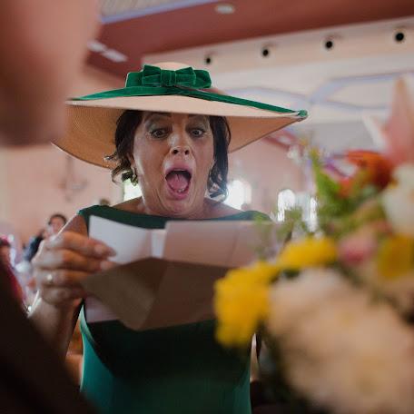 Fotógrafo de bodas Francisco Amador (amador). Foto del 24.04.2017