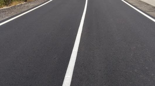 Finalizan las obras de mejora de la carretera entre Oria y San Roque de Albox