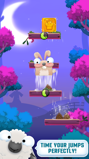 Fluffy Jump - screenshot