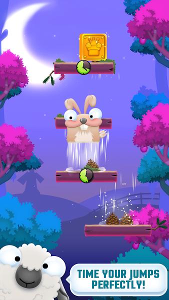 Fluffy Jump v1.0 (Mod)