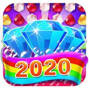 Diamonds Crush 2020 - jewel collect & blast