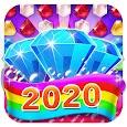 Diamonds Crush 2020 - jewel collect & blast apk