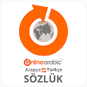 Free Arabic Turkish Dictionary icon