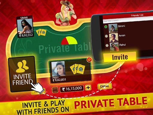 Teen Patti - Indian Poker  screenshots 3