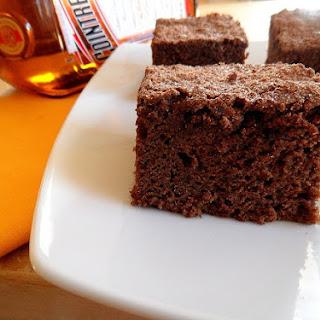 Cointreau Brownies Recipe