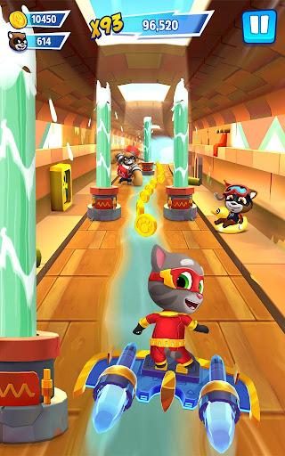 Talking Tom Hero Dash - Run Game 1.6.1.941 screenshots 15