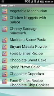 Zarnak Sidhwa Recipes - náhled