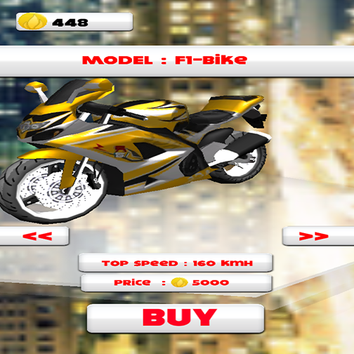 Moto Race Game 3D 2015