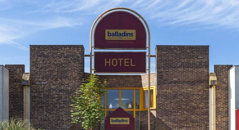 Hôtel Balladins Tours Nord