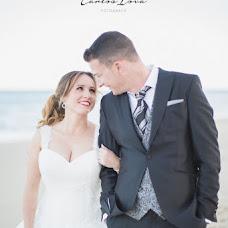 Wedding photographer Carlos Lova (carloslova). Photo of 21.11.2017