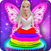 Game Magic Fairy Cupcakes! Glow In The Dark Cupcake APK for Windows Phone