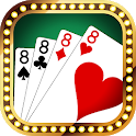Crazy Eights Card Game icon