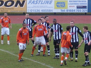 Photo: 20/03/10 v Hyde United (Conference North) 2-0 contributed by Gyles Basey-Fisher