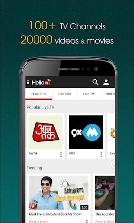 HelloTV - Free Live Mobile TV 2.2 screenshot 221762