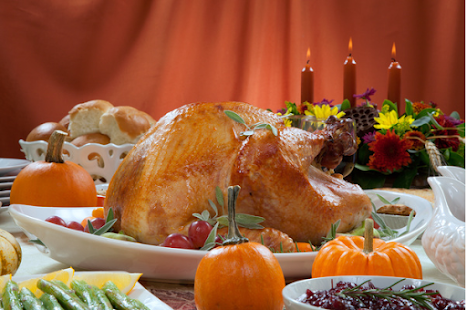 Complete Thanksgiving Menus, Recipe And Tutorial - náhled