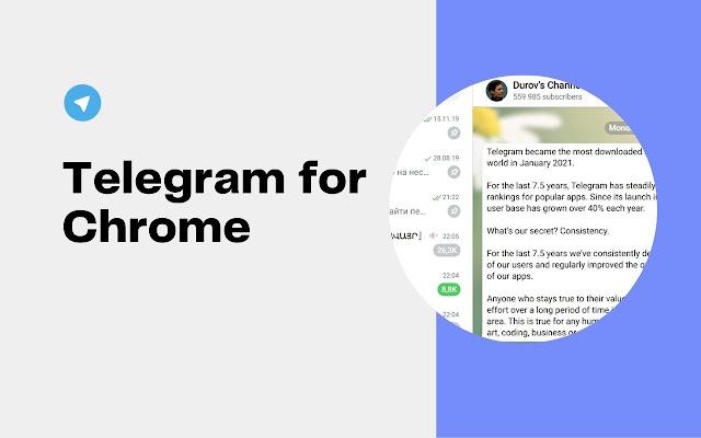 Telegram for Chrome