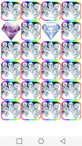 玩免費解謎APP|下載ダイヤモンドメモリ app不用錢|硬是要APP