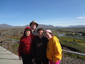 Photo: We were in Thingvellir National Park