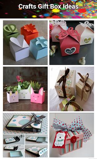 공예 선물 상자 아이디어