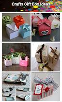 Crafts Gift Box Ideas - screenshot thumbnail 01