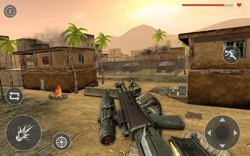 Assault Arabian Shooter  trampa 2