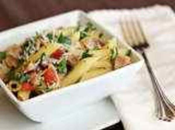 Pasta Skillet Dinner Recipe