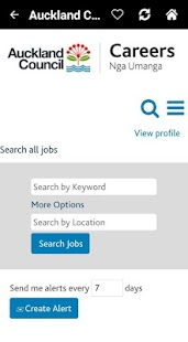 Jobs in Auckland Screenshot