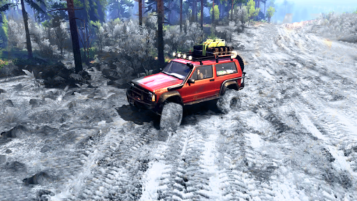 Offroad Xtreme 4X4 Rally Racing Driver 1.1.4 Mod screenshots 5