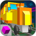 Cube Subway Train Simulator 3D icon