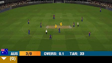 IND vs AUS Cricket Game 2016 1.0.9 screenshot 435878