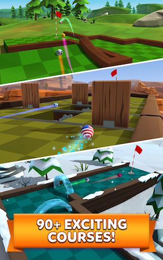 Golf Battle screenshots 11