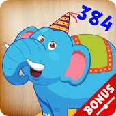 384 Puzzles For Preschool Kids - Bonus Games ? Android APK Download Free By Abuzz