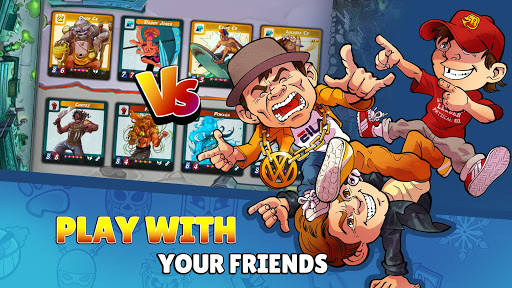 Urban Rivals - Street Card Battler 7.2.0 screenshots 12