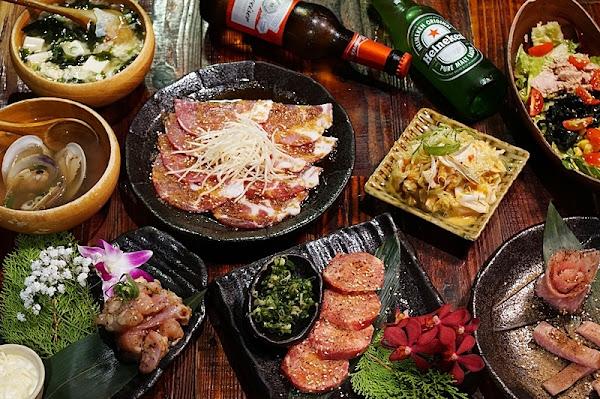 吽Home燒肉 限量厚切牛舌、A5和牛燒肉|東區燒肉推薦、市民大道美食、499啤酒無限暢飲、團體聚餐|附吽燒肉菜單