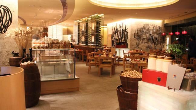 prego italian restaurant westin gurgaon_image