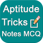 Aptitude Tricks Notes MCQ